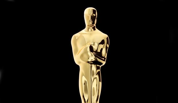 Oscar Academy Award statuette trophy atmosphere