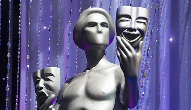 SAG Awards statue