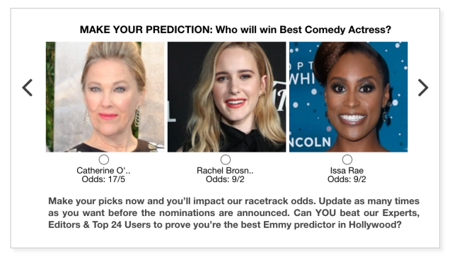 Emmys 2020 Best Comedy Actress predictions