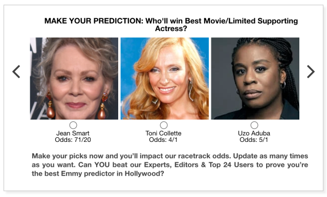 Emmys 2020 Best Limited/TV Movie Supporting Actress