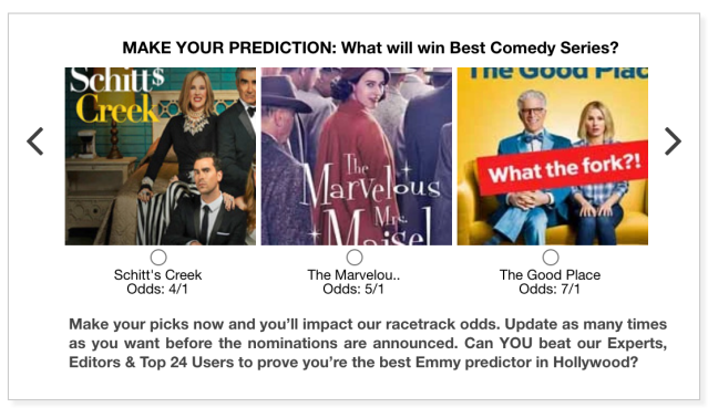 Emmys 2020 Best Comedy Series