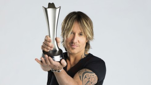 Keith Urban hosting the 2020 ACM Awards
