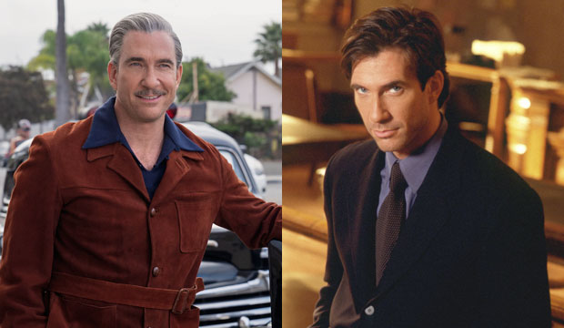 Will the Emmys make it up to Dylan McDermott ('Hollywood') 21 years after his lone nomination for 'The Practice'?