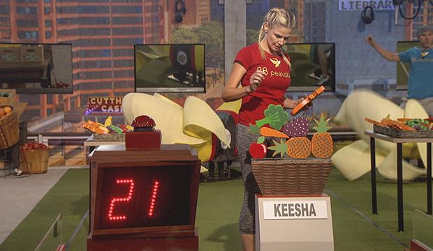 Keesha Smith, Big Brother 22