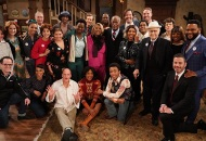 """Live in Front of a Studio Audience: 'All in the Family' and 'Good Times'"" cast and crew"
