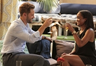 Nick Viall and Rachel Lindsay, The Bachelor