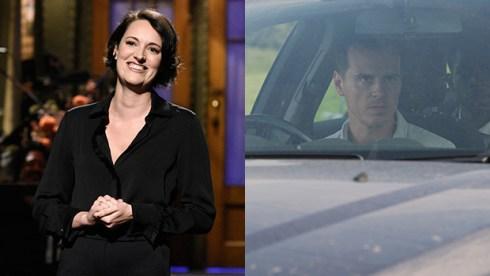 Phoebe Waller-Bridge, Saturday Night Live; Andrew Scott, Black Mirror