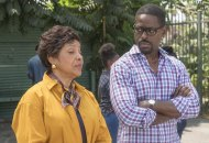 Phylicia Rashad and Sterling K Brown on This is Us