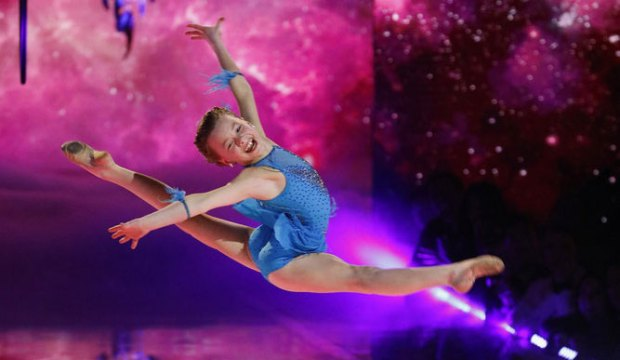 Savannah Manzel on World of Dance