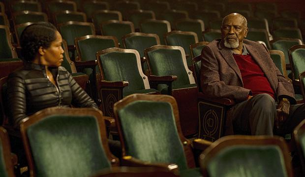 Regina King and Louis Gossett Jr., Watchmen