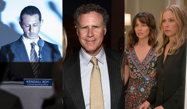 Will Ferrell, Succession and Dead to Me
