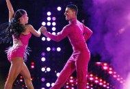 Jefferson y Adrianita at World of Dance finals