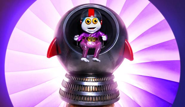 Baby Alien the masked singer season 4 costumes