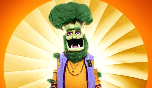 Broccoli the masked singer season 4 costumes