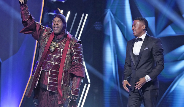 Busta Rhymes dragon the masked singer reveals