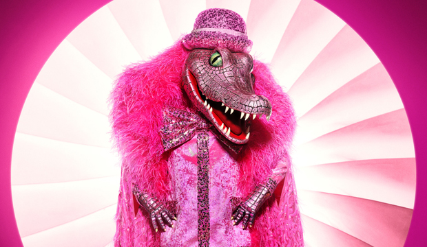 Crocodile the masked singer season 4 costumes