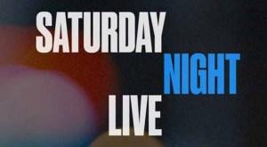 Saturday Night Live Logo
