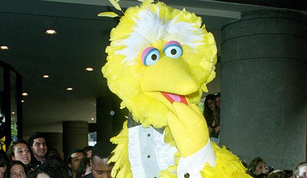 Big Bird Sesame Street