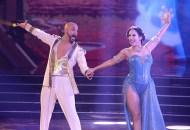 AJ McLean and Cheryl Burke, Dancing with the Stars