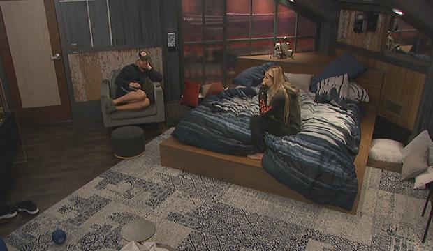 Memphis Garrett and Dani Briones, Big Brother 22
