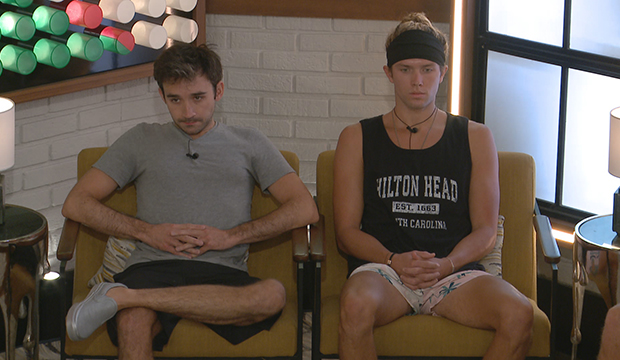Ian Terry and Tyler Crispen, Big Brother 22