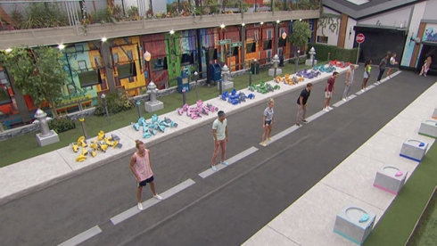 Big Brother 22 hoh puzzle