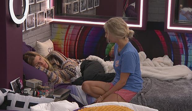 Dani Briones and Nicole Franzel, Big Brother 22