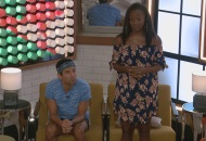 Kevin Campbell and Da'Vonne Rogers, Big Brother 22