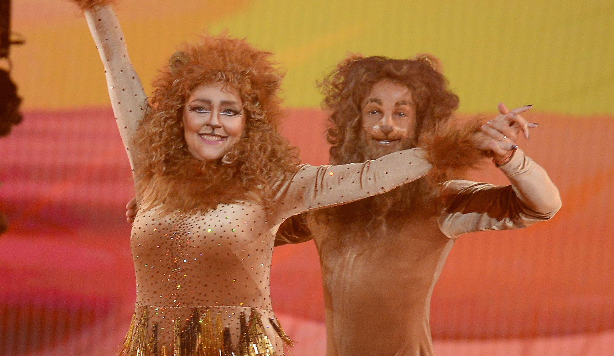 Carole Baskin went out like a lion on 'Dancing with the Stars': In the ballroom, the mighty ballroom, she danced on 'Disney Night' [WATCH]