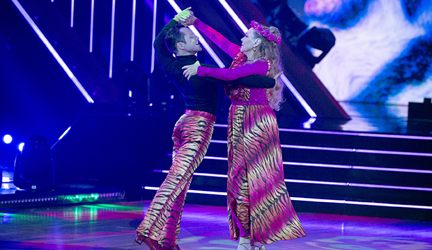 Pasha Pashkov and Carole Baskin, Dancing with the Stars