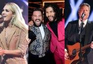 Carrie Underwood, Dan and Shay, Blake Shelton
