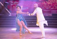 Cheryl Burke and AJ McLean, Dancing with the Stars