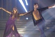 Chrishell Stause and Gleb Savchenko on Dancing with the Stars