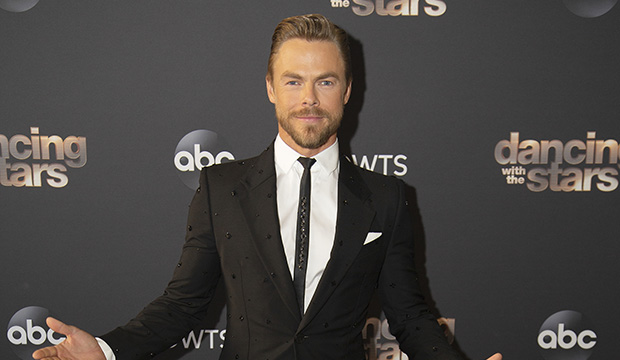 Derek Hough, Dancing with the Stars