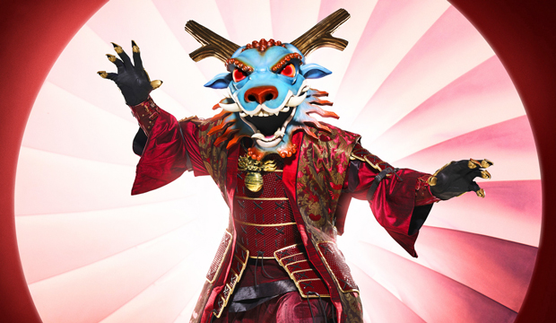 Dragon the masked singer season 4 costumes