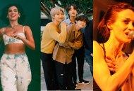 Dua Lipa, BTS and Fiona Apple