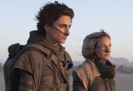 Dune stars Timothee Chalamet and Rebecca Ferguson