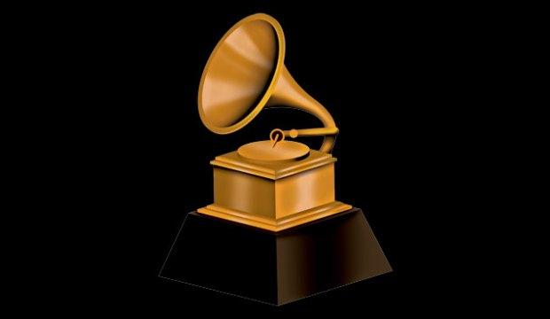 Grammy Banner Atmosphere Trophy