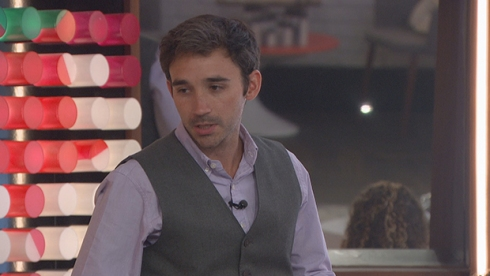 Ian Terry, Big Brother 22