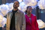Issa Rae and Jay Ellis in Insecure