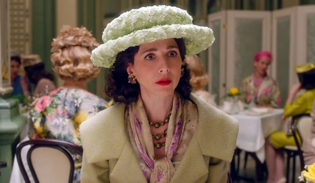 Marin Hinkle in The Marvelous Mrs Maisel