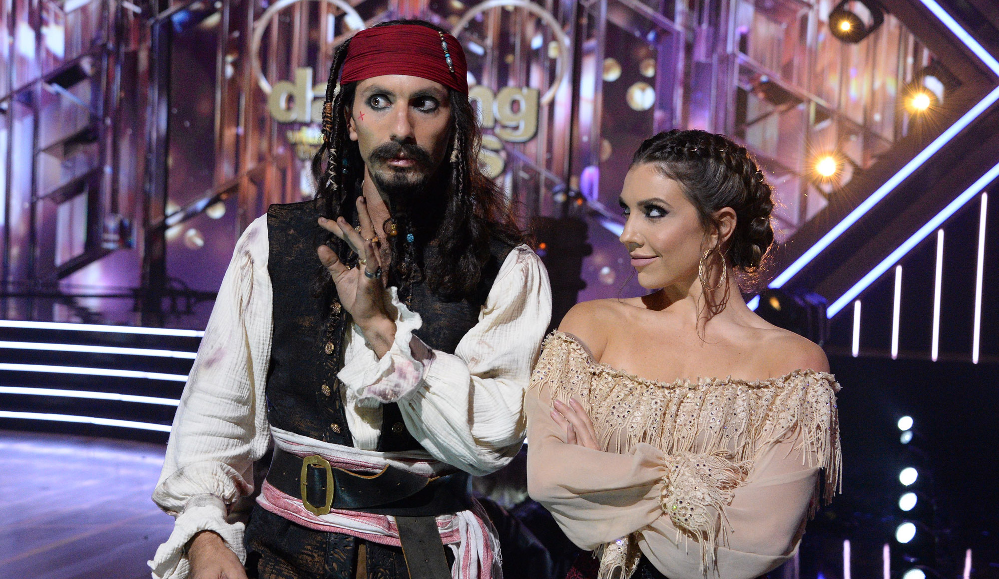Nev Schulman is the latest to channel Jack Sparrow on 'Dancing with the Stars': Was he as good as James Van Der Beek and Riker Lynch? [WATCH]