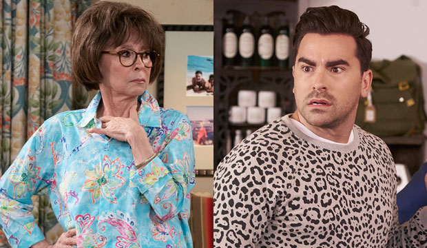 One Day at a Time and Schitt's Creek