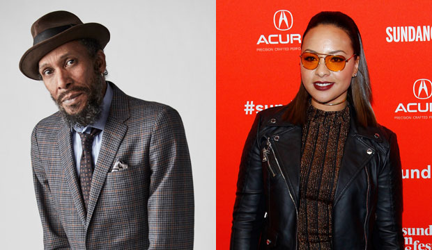 Emmy winners Ron Cephas Jones and Jasmine Cephas Jones