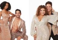 Skai Jackson, Alan Bersten, Justina Machado and Sasha Farber on Dancing with the Stars