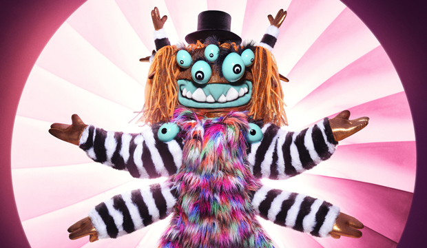 Squiggly Monster the masked singer season 4 costumes