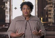 Stacey Abrams in All In The Fight for Democracy