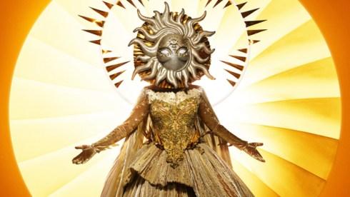 Sun the masked singer season 4 costumes