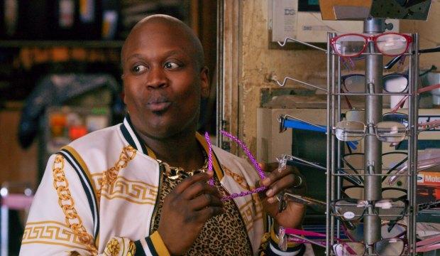 Tituss Burgess in Unbreakable Kimmy Schmidt Kimmy vs The Reverend