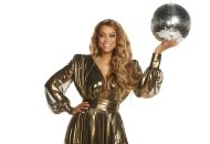 Tyra Banks hosting Dancing with the Stars